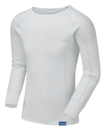 Pulsar BZ1501 Blizzard Mens -15° Thermal Top (White)